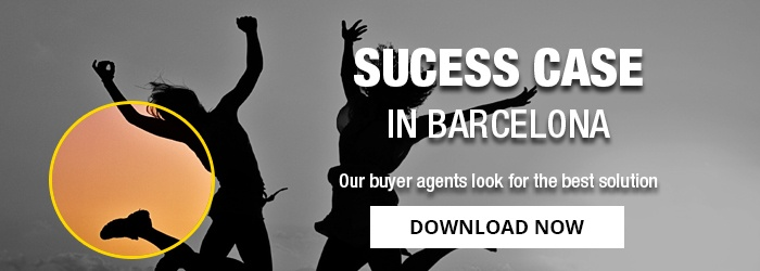 Success case Buyer in Barcelona