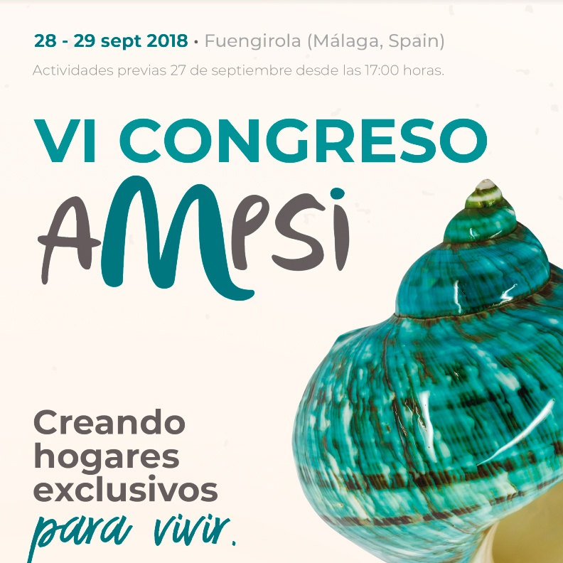 Property Buyers by SOMRIE estará en Fuengirola en el VI Congreso de AMPSI