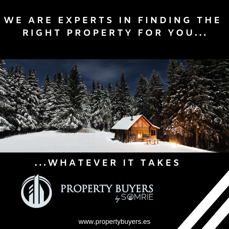we are experts in finding the right property for you